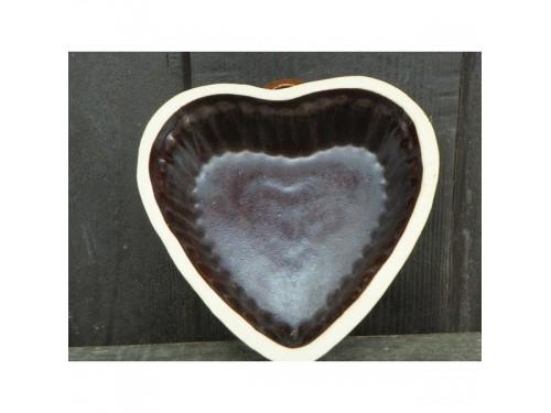 Srdce Malé,keramické
