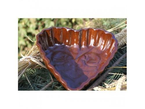 Srdce Velké keramická forma