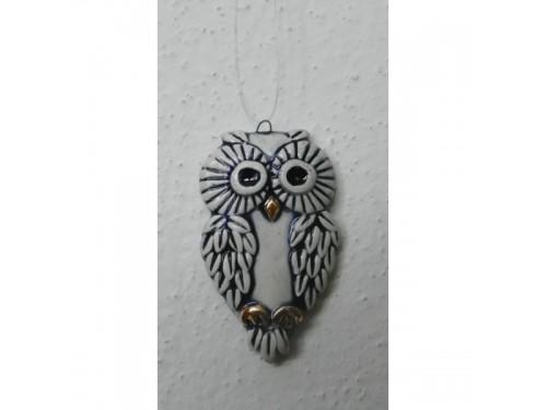 Sovička modrá(symbol moudrosti)