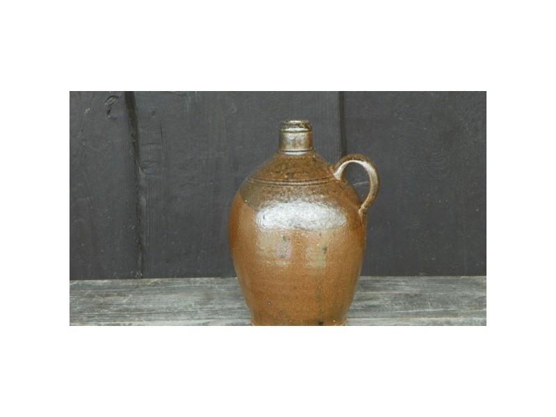 Lahev,baňatá kamenina, 1.litr