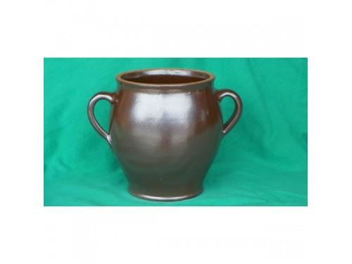 Sádlák keramický,malý 1 litr