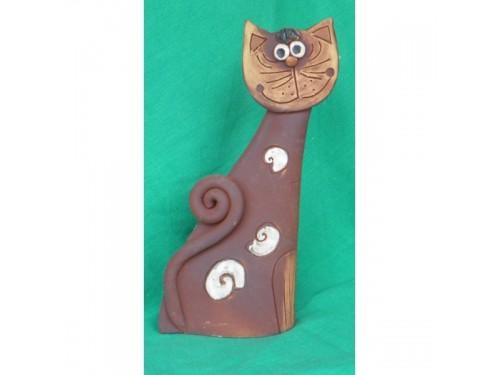 Kočička keramická