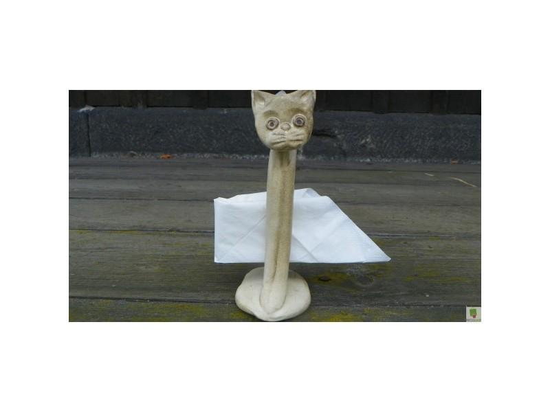 Držák na ubrousky,Kočka