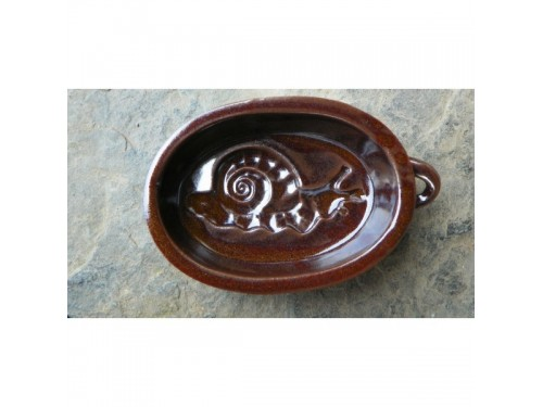 formička keramická šnek