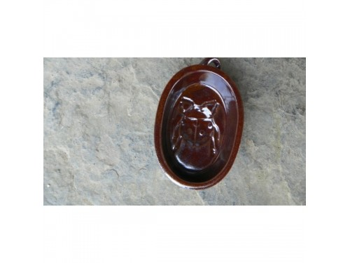 formička keramická Beruška