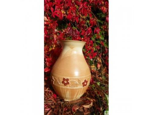 Váza rytá 4 litry