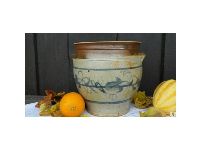 Sádlák malovaný, asi 3,5 litru