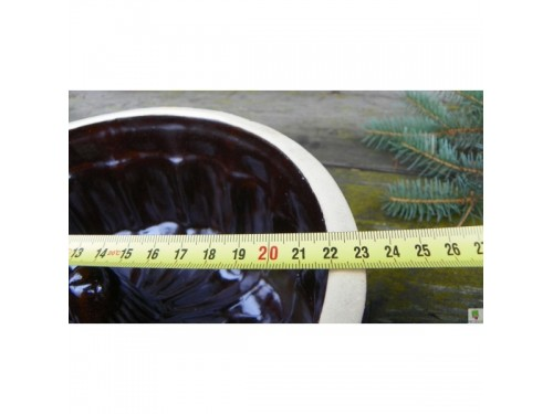 Bábovka velká keramická forma 2litry
