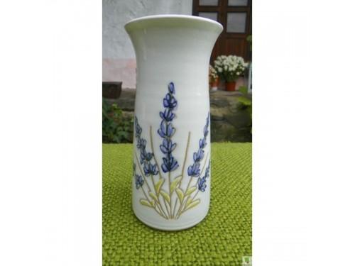 Váza levandule 16cm
