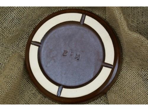 Podmiska prům 15cm- keramická-hnědá