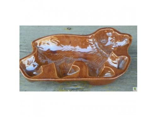 Forma medvěda.