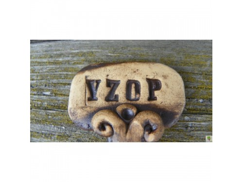 Keramické zapichovátko-Yzop