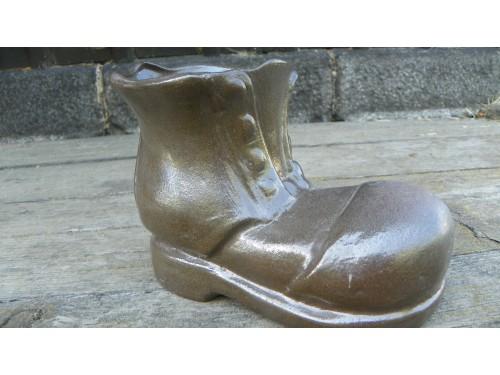 Bota keramická květník