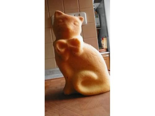 forma na pečení Kočka