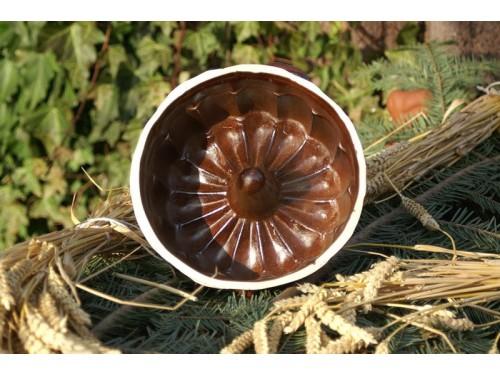 Bábovka Kamenina velká.2.5 litru