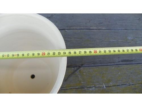 Květník buclák prům.24cm.