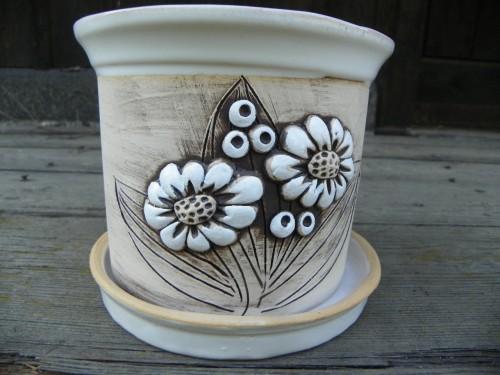 Květináč kopretina 14cm